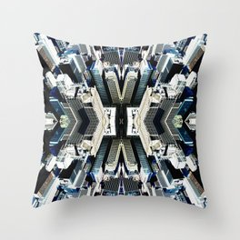 It was once the tallest. Throw Pillow