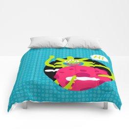 Say Hi Comforters