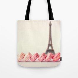 Pastel Sights Tote Bag