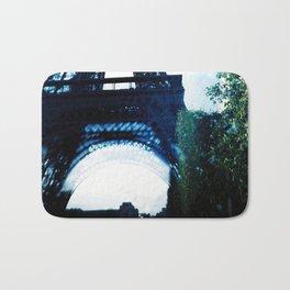 Just Awaking (Paris, Tour de Eiffel) Bath Mat