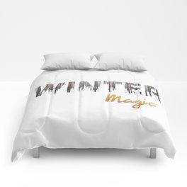 Winter Magic Comforters