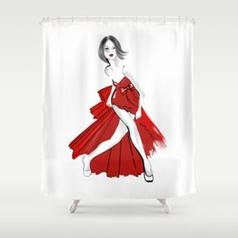 Let's Dance Shower Curtain