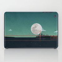 san francisco iPad Cases featuring SAN FRANCISCO by WyattDesign