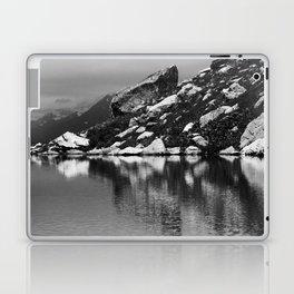 lake in mountains Laptop & iPad Skin