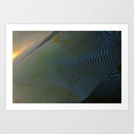 Mountain Sunset #6 Art Print