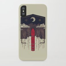 The Lost Obelisk Slim Case iPhone X