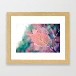 Natures Watercolor Framed Art Print