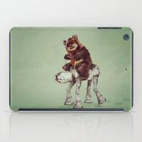 ewok iPad Cases featuring Star Wars Buddies 2 by lev man