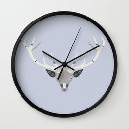 Stag Spirit Wall Clock
