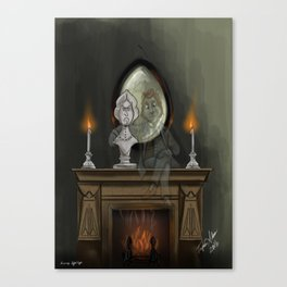 Always Afterlife by Topher Adam Canvas Print