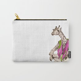 Refugee Zarafa (Giraffe) Carry-All Pouch