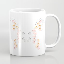 Maple Seed Butterfly Coffee Mug