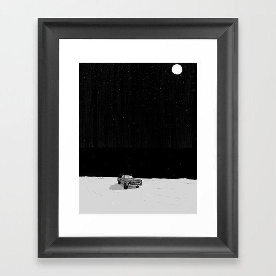... Framed Art Print