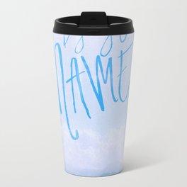 Call Me By Your Name Movie Travel Mug