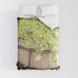 Vintage Blooms Comforters