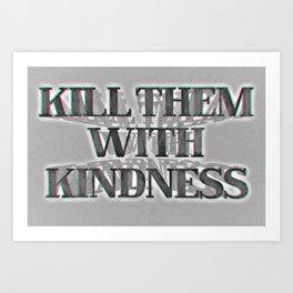 kind Art Print
