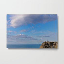 North Cape, Norway Metal Print