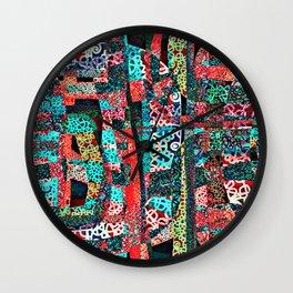 Ramblas Wall Clock