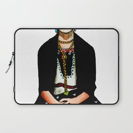 Frida Kahlo Mexican Artist Feminist Art Laptop Sleeve