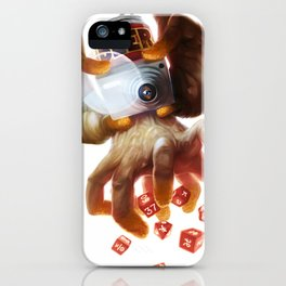 The Human iPhone Case