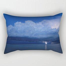 Lightning on the Myakka DPG160601b Rectangular Pillow