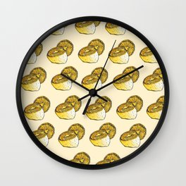 Citron Wall Clock