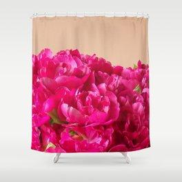 Girls 15th Birthday Shower Curtain