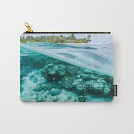 Underwater Maldives Carry-All Pouch