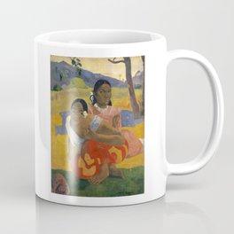Paul Gauguin - When Will You Marry? Coffee Mug