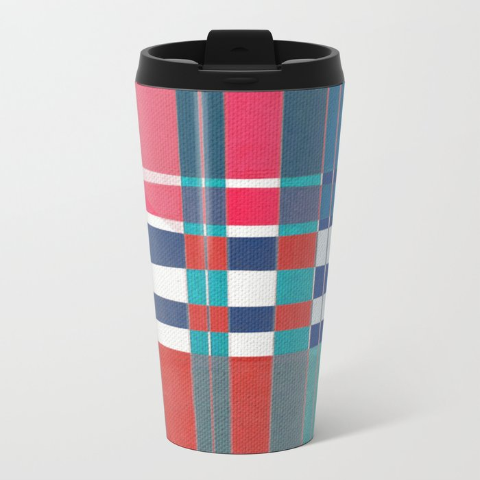 Rehabilitation Metal Travel Mug