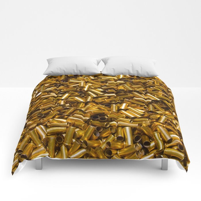 Rifle Casings Comforters