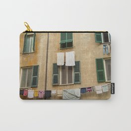 Hanging laundry Carry-All Pouch