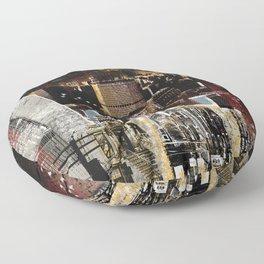 Cityscape Floor Pillow