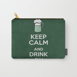 Keep Calm - Drink 01 Carry-All Pouch