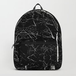 Creepy Tree Refraction Backpack