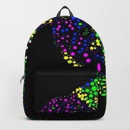 Angel Fish Circles Backpack