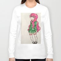 anime Long Sleeve T-shirts featuring anime  by ArtGuts