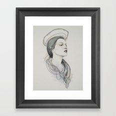 245 Framed Art Print