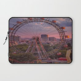 Wheel of fortune in Vienna Laptop Sleeve