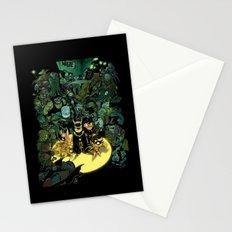Lil' Bats Stationery Cards