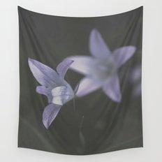 Botanical Still Life Photography Lily Wildflower Wall Tapestry