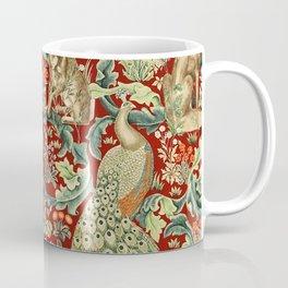 "William Morris ""Forest"" 2. Coffee Mug"