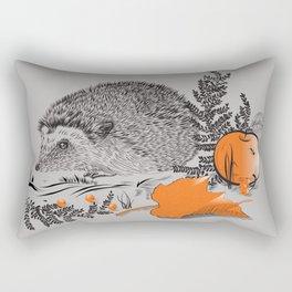 Hedgehog Rectangular Pillow
