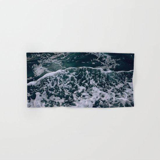Waves and me Hand & Bath Towel