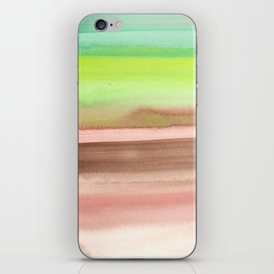 Abstract Painting 11 iPhone & iPod Skin