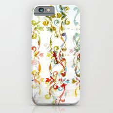 Arabesque pattern Slim Case iPhone 6s
