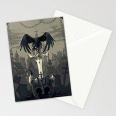 Dark Times Stationery Cards