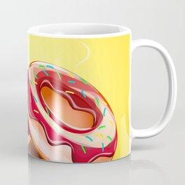 Two hot donuts Coffee Mug