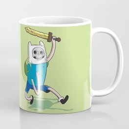 DEAD TIME Coffee Mug