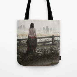 true nature Tote Bag